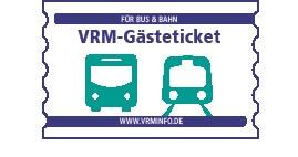 VRM Gästeticket Ahrtal Bahn frei.